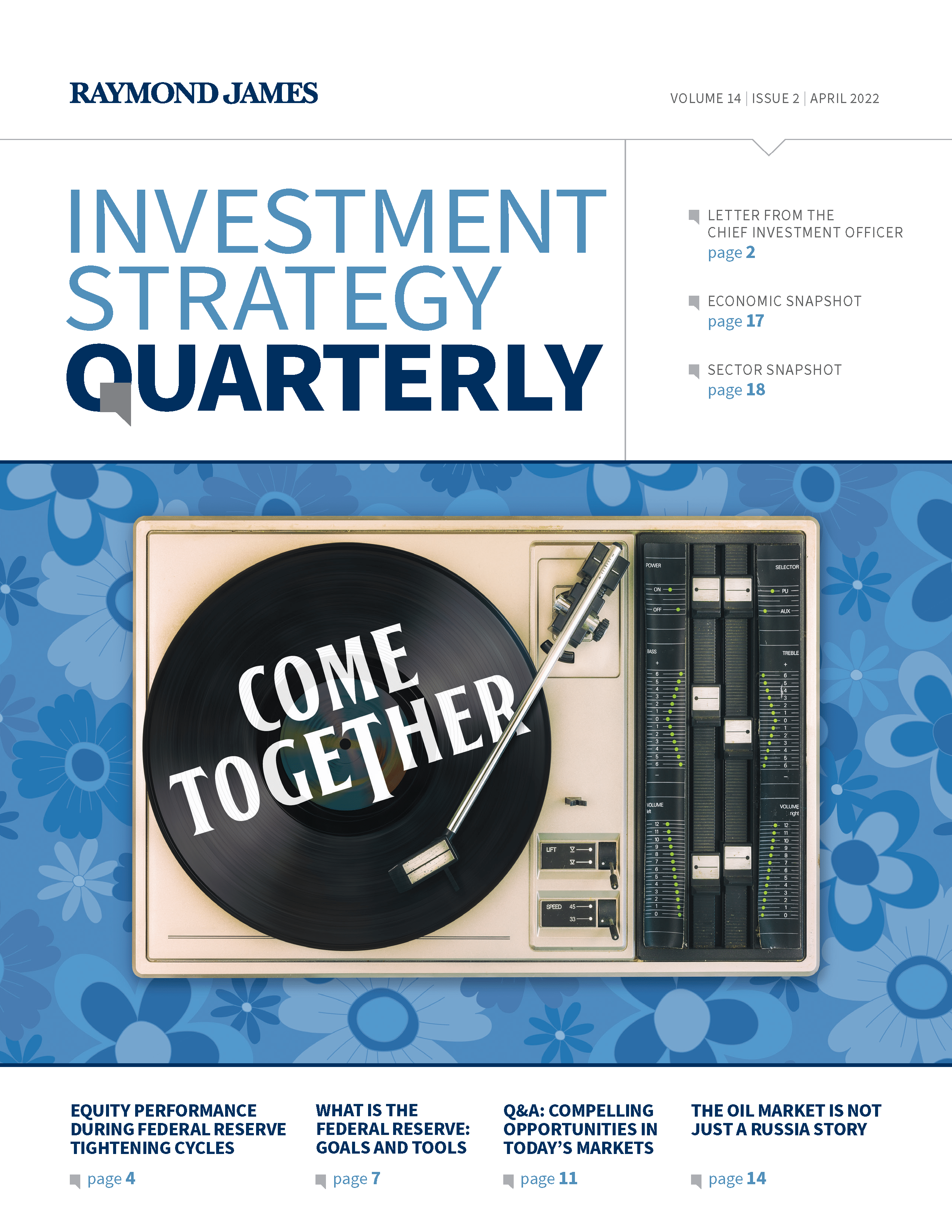 Investment Strategy Quarterly